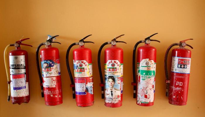 Que es un extintor