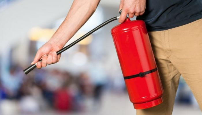 Consejos para utilizar correctamente un extintor