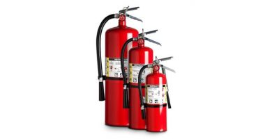comprar extintores de polvo químico